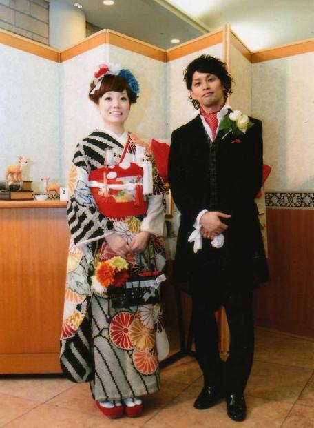 総絞りのプリティな花嫁!最幸の時間を_b0098077_14325264.jpg