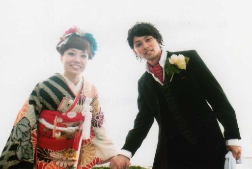 総絞りのプリティな花嫁!最幸の時間を_b0098077_15142715.jpg