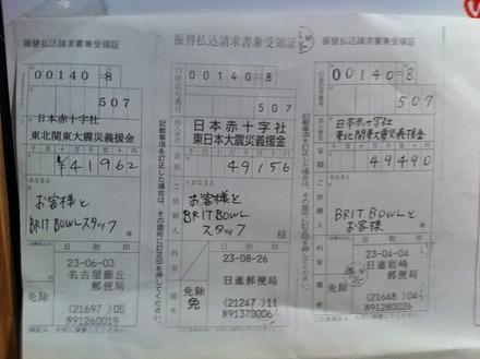 大震災の募金報告_c0128487_2351321.jpg