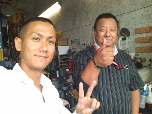 店長のニコニコブログ!休み明けのトミーモータース!_b0127002_21353626.jpg