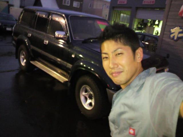 店長のニコニコブログ!休み明けのトミーモータース!_b0127002_2213630.jpg
