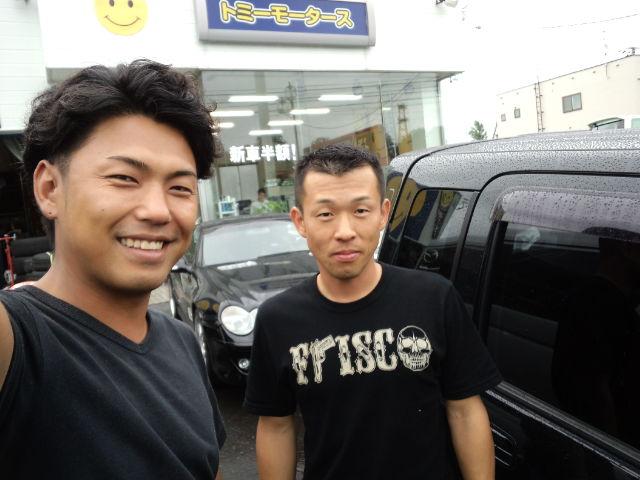 店長のニコニコブログ!休み明けのトミーモータース!_b0127002_22193637.jpg