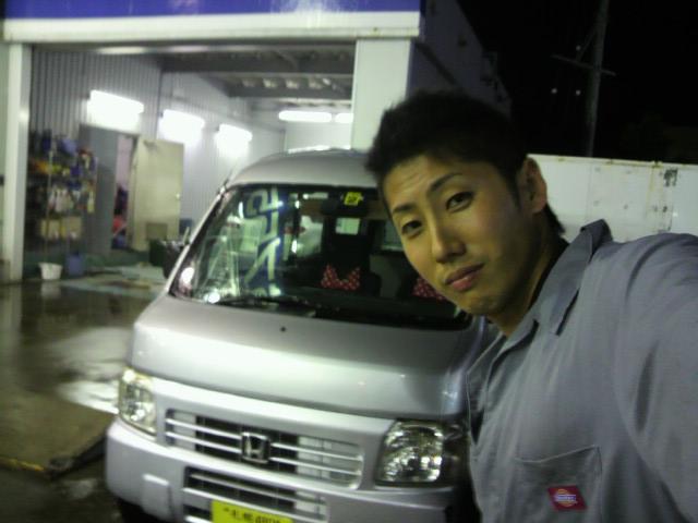 店長のニコニコブログ!休み明けのトミーモータース!_b0127002_2251122.jpg