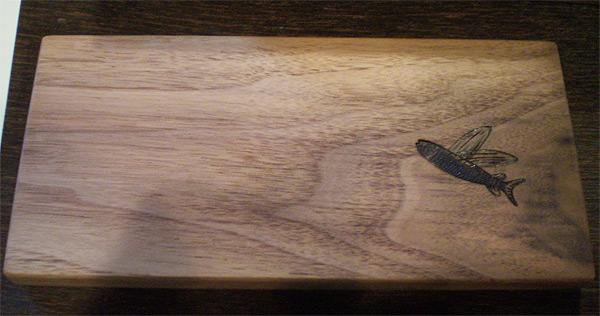 焼き絵トレイ【トモノイタ_S:国産くるみ材】 -PYROGRAPHY-_e0185119_14371125.jpg