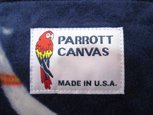 """PARROTT CANVAS \""""FANNY PACK 【POLAR FLEECE】\"""" ご紹介!_f0191324_9444696.jpg"""