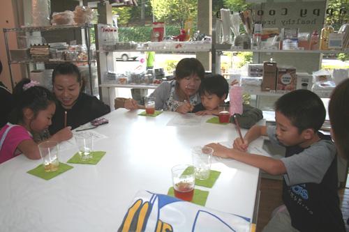 8/28『いっちゃんの親子で節電料理教室』レポート_c0039735_18111023.jpg