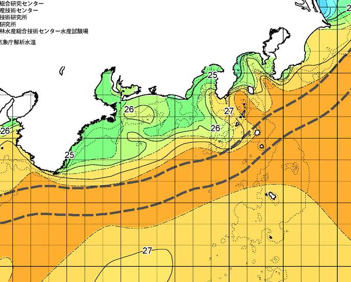 台風一過、沖の潮は・・・ 【カジキ・マグロトローリング】_f0009039_10212763.jpg