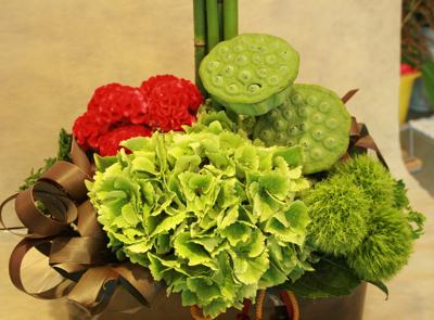 和食店の周年のお祝いに....._e0149863_153659.jpg
