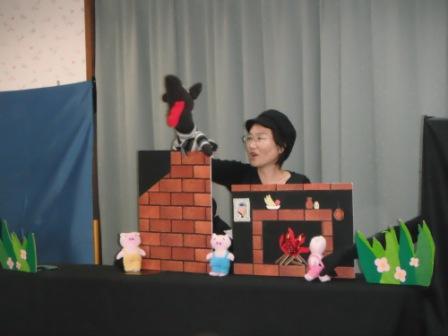 2011.09.06 人形劇_f0142009_11293862.jpg