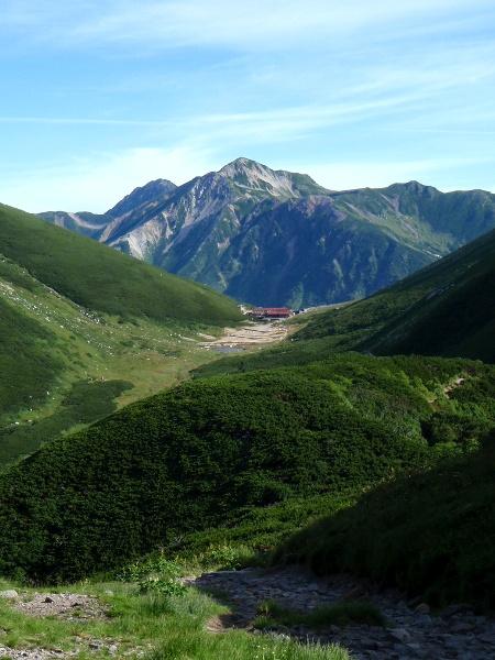 北アルプス2011夏⑨-抜戸岳_c0177814_10391938.jpg