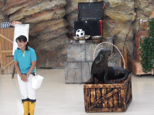 2011年 夏旅行 ~夢が一つ叶いました@鳥羽水族館~_d0104926_6354919.jpg