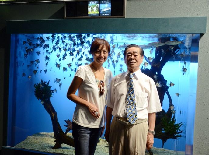 2011年 夏旅行 ~夢が一つ叶いました@鳥羽水族館~_d0104926_6562070.jpg