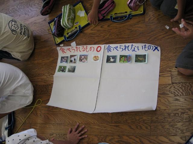 万代長嶺小学校において異文化理解ワークショップを行いました。_c0167632_17512892.jpg