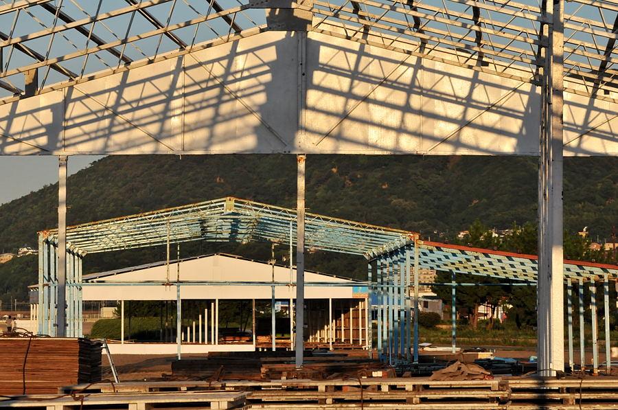 須磨海水浴場「海の家解体」フォルダ-7_d0148541_19513319.jpg