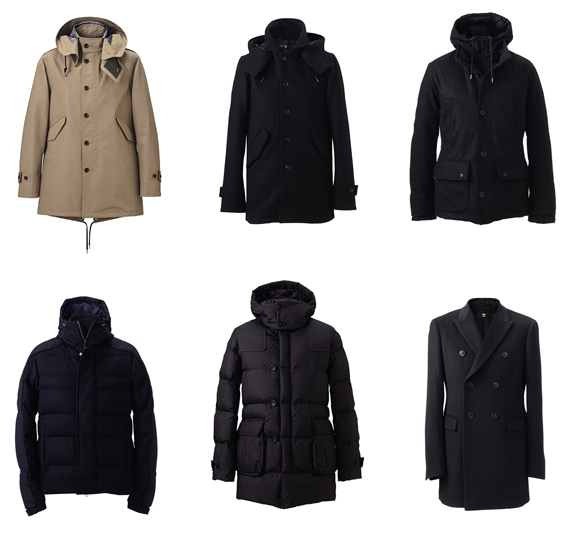 UNIQLO +J – Fall/Winter 2011 – Men's Outerwear Collection_a0118453_1735737.jpg