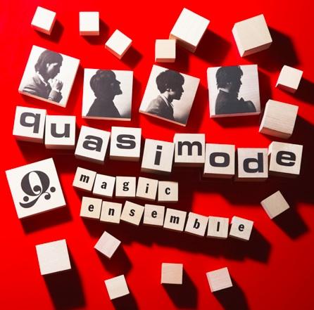 9/9(金)quasimode「Magic Ensemble Tour 2011」_a0026058_9384741.jpg
