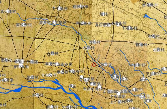 江戸時代の多摩の農村/ Archaeology of rural village in Early Modern Age_a0186568_20581934.jpg