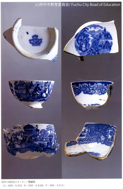 江戸時代の多摩の農村/ Archaeology of rural village in Early Modern Age_a0186568_2146981.jpg