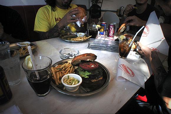 BIG BEN DINNER_c0153300_1505616.jpg