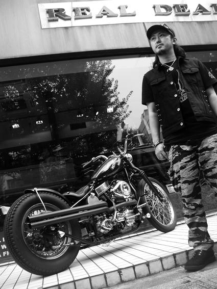 5COLORS「君はなんでそのバイクに乗ってるの?」#42_f0203027_2042664.jpg