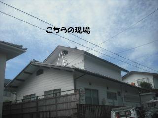 屋根工事完成_f0031037_21214980.jpg