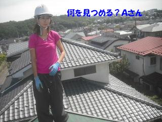 屋根工事完成_f0031037_21232665.jpg