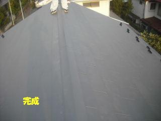 屋根工事完成_f0031037_2126236.jpg
