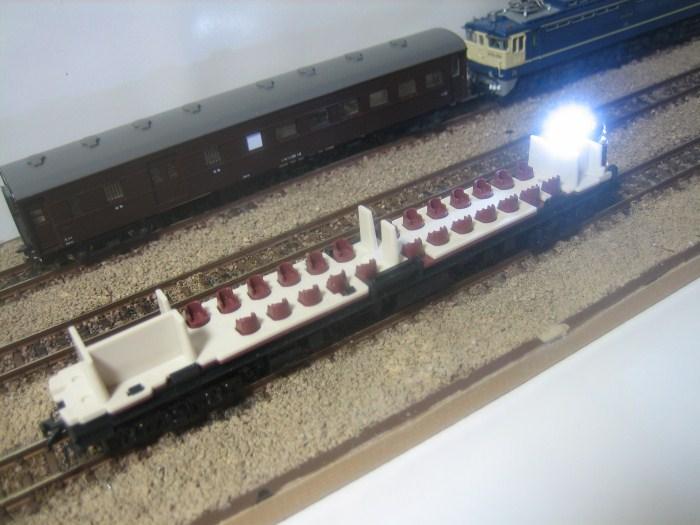 お召列車1号編成(昭和仕様)をイジる その1_e0120143_2323379.jpg