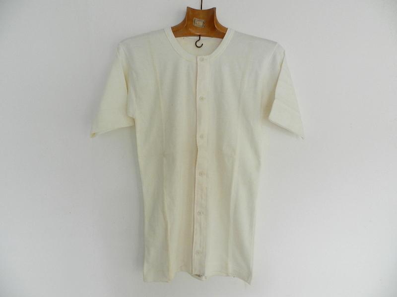 Italian marine full open henry neck t-shirts SIZE2_f0226051_13164786.jpg