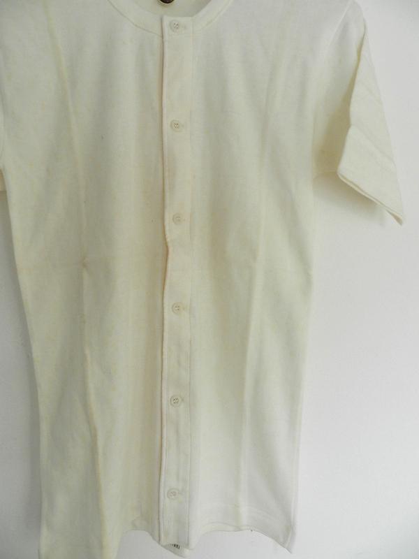 Italian marine full open henry neck t-shirts SIZE2_f0226051_13172150.jpg