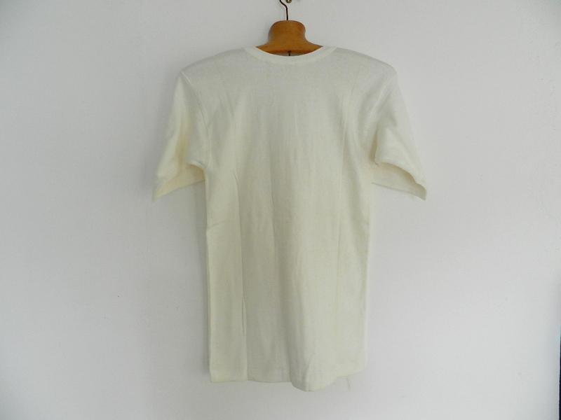 Italian marine full open henry neck t-shirts SIZE2_f0226051_13184740.jpg