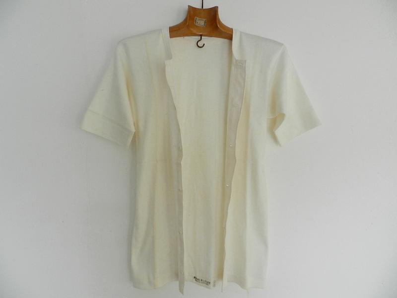Italian marine full open henry neck t-shirts SIZE2_f0226051_13205787.jpg