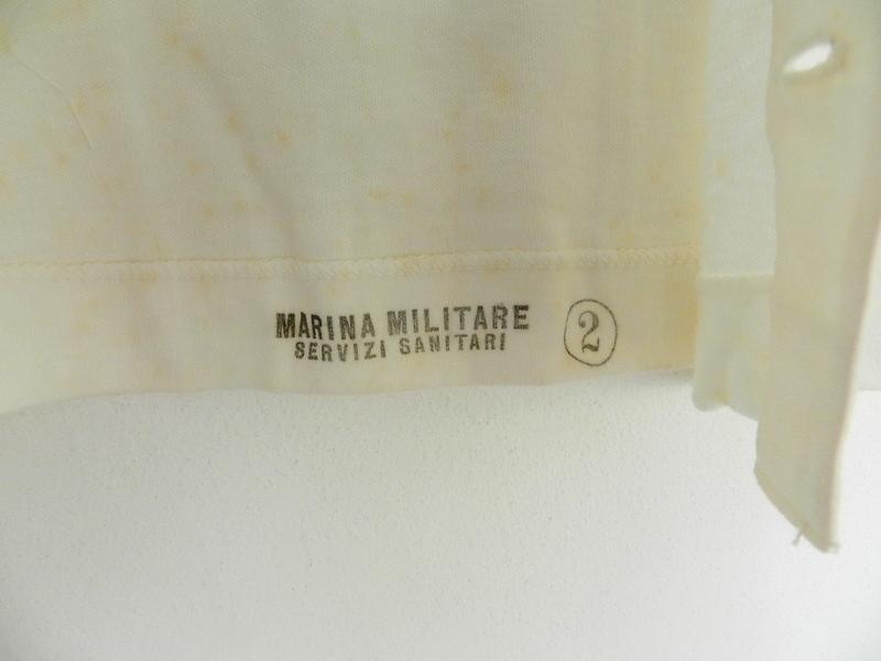 Italian marine full open henry neck t-shirts SIZE2_f0226051_13214549.jpg