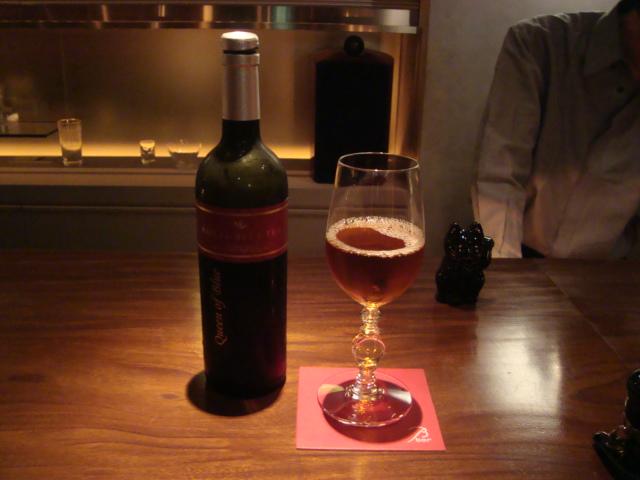 東京・丸の内「B bar」へ行く。_f0232060_23533143.jpg