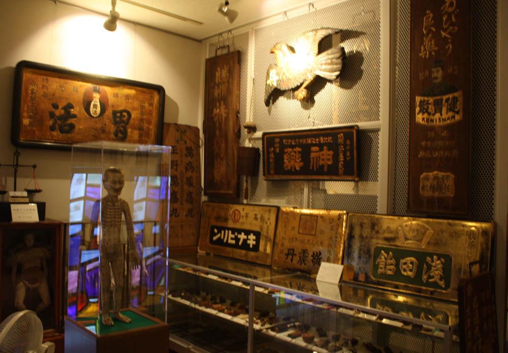 日本歯科大学新潟生命歯学部・医の博物館はすばらしい・・・_d0178825_1510020.jpg
