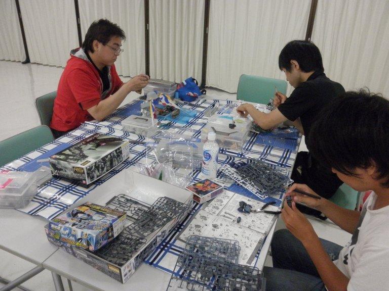 第二回模型製作会開催!!_a0149148_15521050.jpg