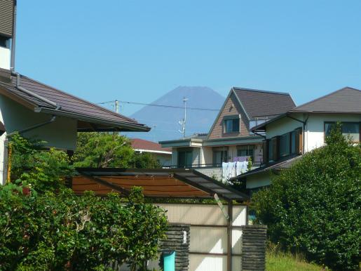 伊豆田方平野と富士山_c0087349_8405397.jpg