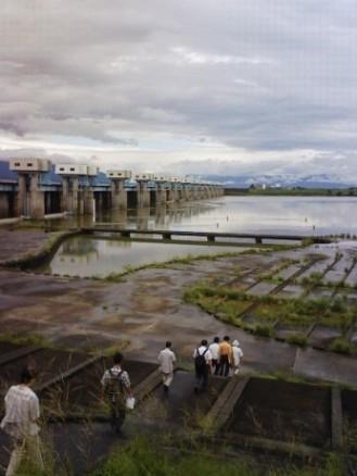 9月5日 現場学習会 「長良川河口堰開門は可能か?」-3_f0197754_16115115.jpg