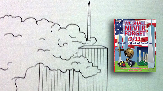 ★9.11アメリカ同時多発テロを題材にした塗り絵が販売(米)_a0028694_2434876.jpg