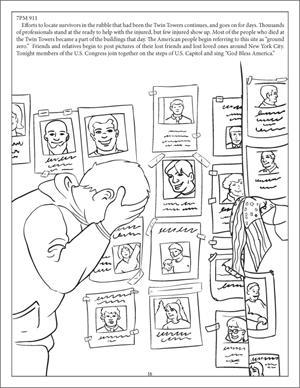 ★9.11アメリカ同時多発テロを題材にした塗り絵が販売(米)_a0028694_2493420.jpg