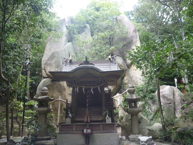 パワースポット 越木岩神社_b0054727_20575746.jpg
