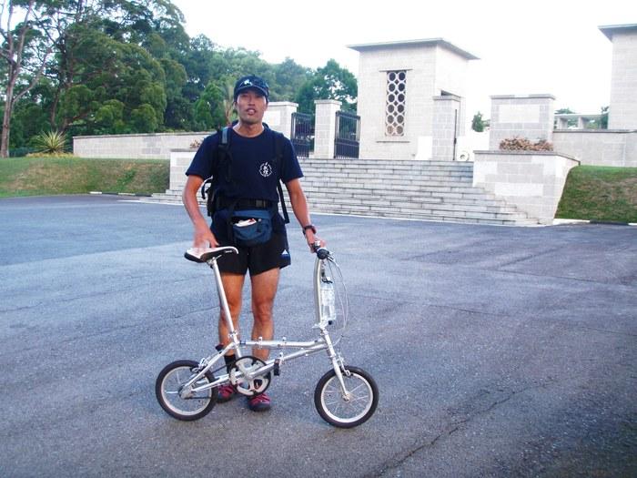 シンガポール・マレー半島の福山歩兵第41連隊の足跡を訪ねて②_c0060075_23435896.jpg