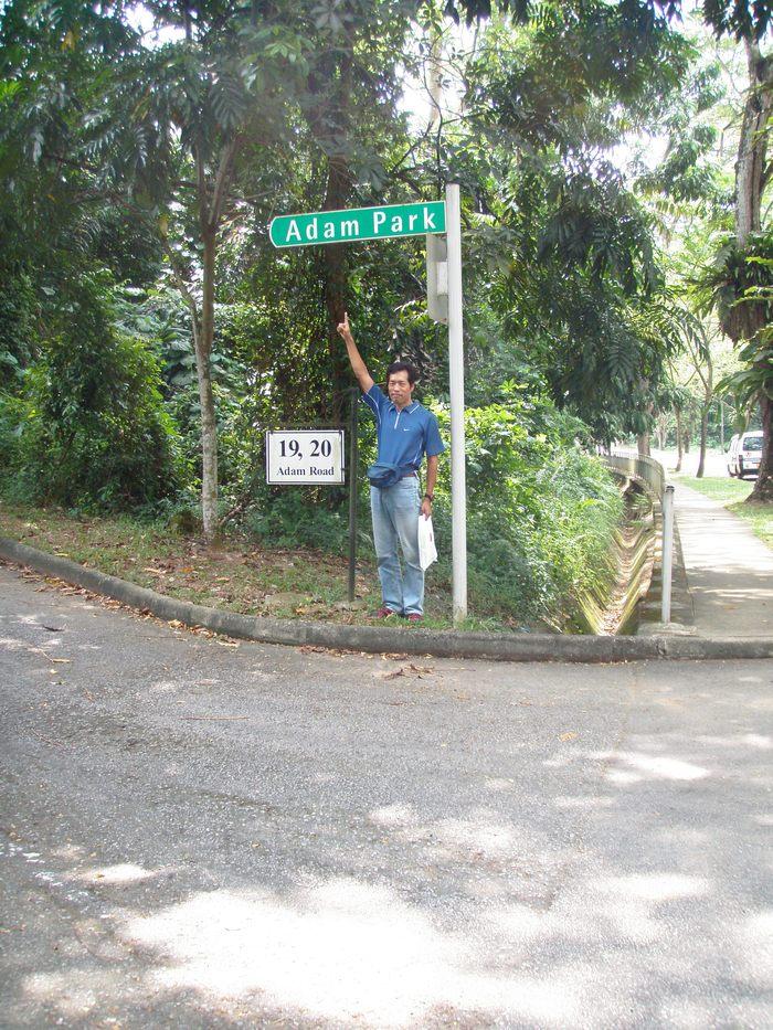 シンガポール・マレー半島の福山歩兵第41連隊の足跡を訪ねて②_c0060075_2345782.jpg