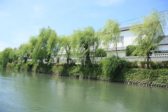 福岡 柳川 川下り_c0196076_2344329.jpg
