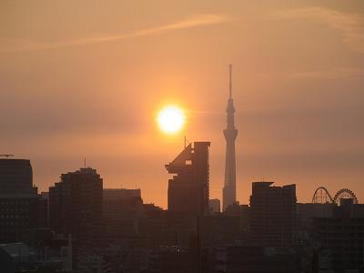 Sunrise♪_e0139694_6295223.jpg