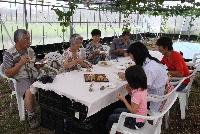柿之屋の茶会 2011 夏の葡萄_f0018099_7523348.jpg