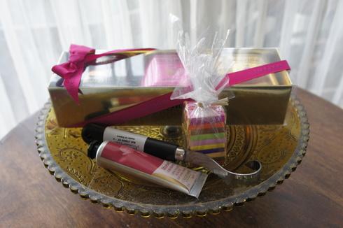 米粉ロールとチョコレートのマカロン_d0210450_9153735.jpg