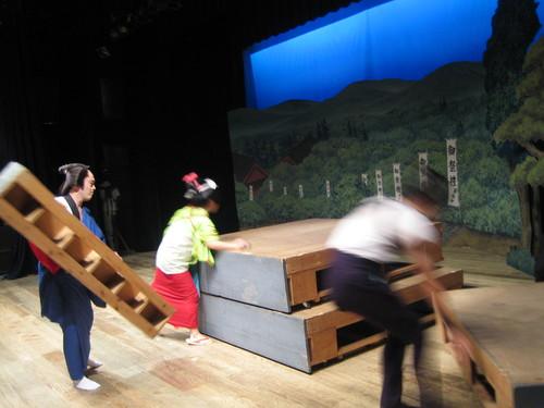 劇団夢の旅 幕内から・・・。_f0079071_12404711.jpg