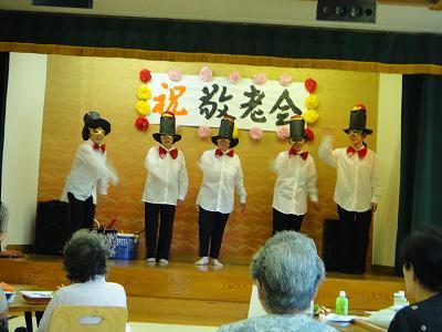 浦佐地区「敬老会」_b0092684_1811155.jpg