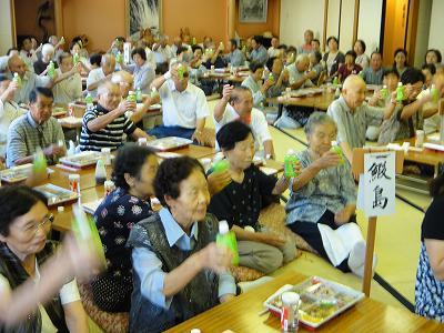 浦佐地区「敬老会」_b0092684_1883036.jpg
